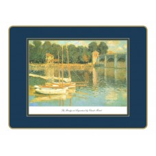 Traditional Placemats French Impressionists