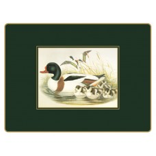 Traditional Continental Placemats Gould Ducks