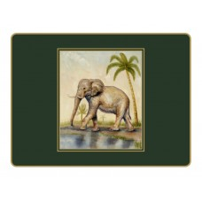 Traditional Placemats African Animals