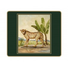 Traditional Tablemats African Animals
