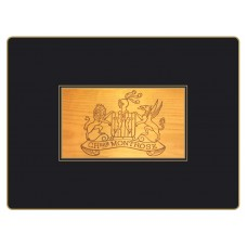 Traditional Continental Placemats Wine Labels