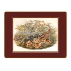 Traditional Placemats Gould Game Birds