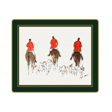 Traditional Tablemats Hunting (PO)