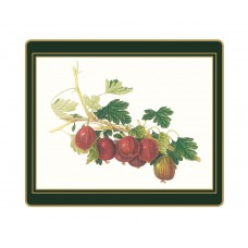 Traditional Tablemats Hooker Fruits