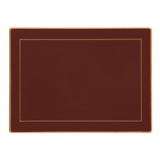 Regal Red Screened Placemats