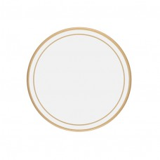White Screened Round Coasters