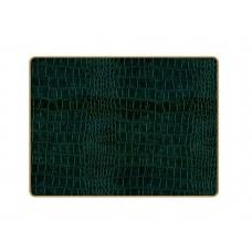 Texture Placemats Green Croc