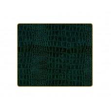 Texture Tablemats Green Croc