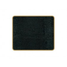 Texture Coasters Black Lizard