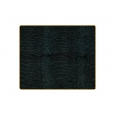 Texture Tablemats Black Lizard