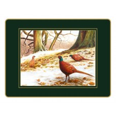 Traditional Placemats Game Birds