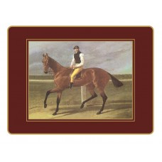 Traditional Placemats Racehorses