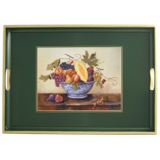 Traditional Tray Fruit Bowl