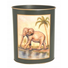 Waste Paper Bin African Animals