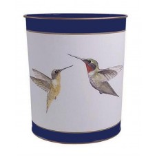 Waste Paper Bin Hummingbirds / SW