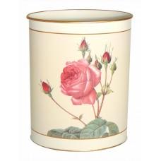 Waste Paper Bin Redoute Roses
