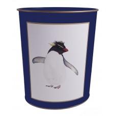 Waste Paper Bin Rockhopper Penguin / SW