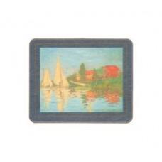 Melamine Coasters French Impressionists
