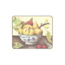 Melamine Coasters Mediterranean Fruit