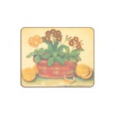 Melamine Coasters Auriculas