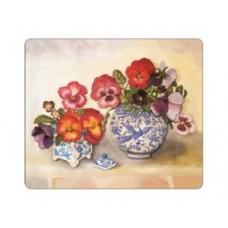 Melamine Tablemats Pansies & Violas