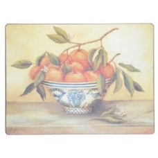 Melamine Placemats Mediterranean Fruit