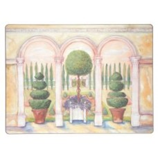 Melamine Placemats Topiary