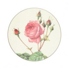 Round Melamine Tablemats Redoute Roses