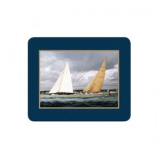 Melamine Coasters J Class Yachts
