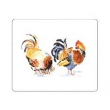 Melamine Tablemats Chicken Groups