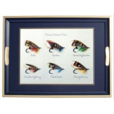 Small Traditional Tray Classic Salmon Flies