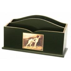 Letter Rack Sporting Dogs