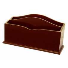 Letter Rack Regal Red