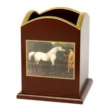 Desk Tub Racehorses